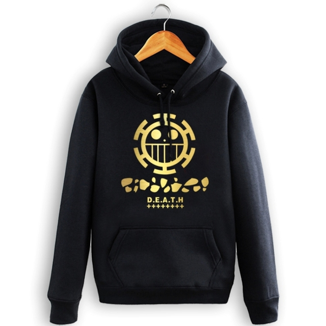 One Piece Luffy Pullover Jacket Coat Hoodie