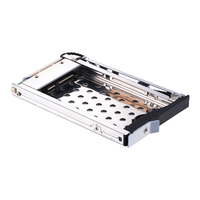 Uneatop 2.5in SATA Single  drive case internal solid state disk  hdd mobile rack