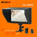 Viltrox DC-90 HD 8.9'' Super Large Screen LCD HDMI AV Camera Video Monitor Display+Battery+Charger for Canon Nikon DSLR BMPCC