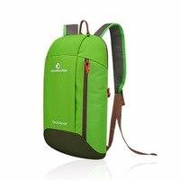 Náilon acampamento mochila de viagem mochila esporte ao ar livre caminhadas montanhismo saco viagem tático mochila 10l cidade andando saco backpack 10l backpack outdoor backpack travel -