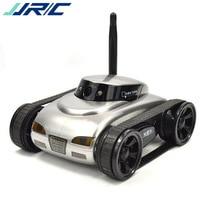 JJRC 777 27 2018 Remote Control Mini WiFi RC Robot Car Camera Real Time Tank Kids