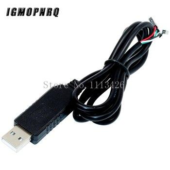 1PCS PL2303 PL2303HX USB to UART TTL Cable Module 4p 4 pin RS232 Converter - sale item Active Components
