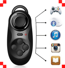Wireless Bluetooth Game Controller Joystick Gaming Gamepad for Android / iOS Moblie Smart Phone For iPhone for SamsungWireless flydigi x9etpro bluetooth wireless game gaming controller gamepad for iphone for android aa battery control joystick