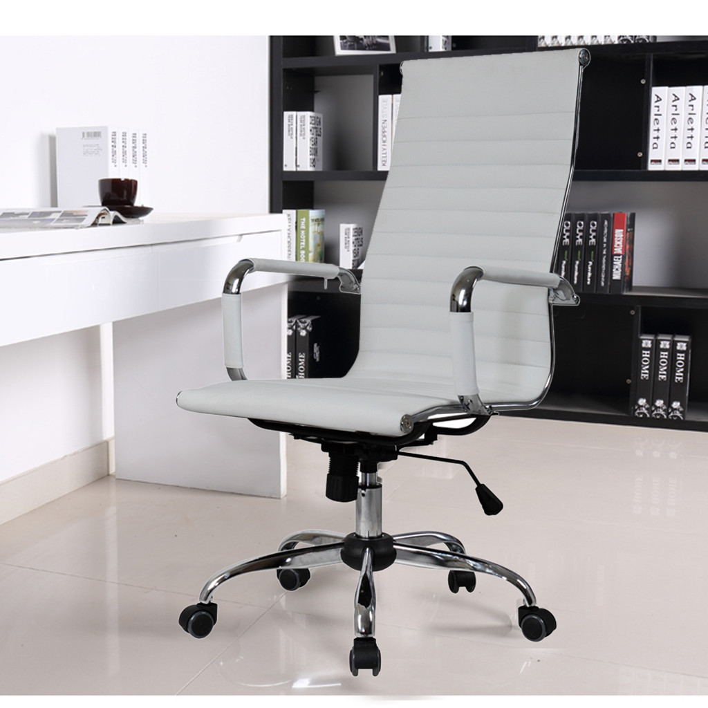 New Best Selling 2019 Products Office Chair Leather Desk Gaming Chair With Massage Function  Adjust Seat Height Dropshipping