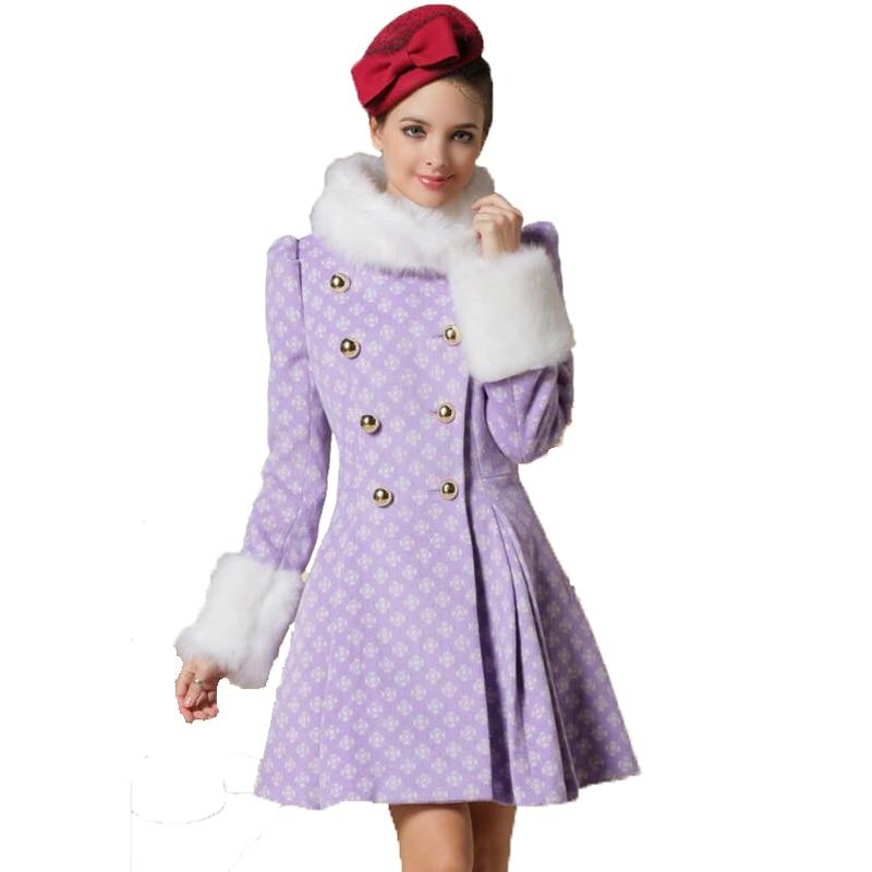 Online Get Cheap Purple Wool Coats -Aliexpress.com | Alibaba Group