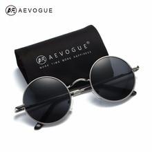 AEVOGUE Polarized Sunglasses For Men/Women Small Round Alloy