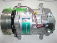 AUTO AC COMPRESSOR FOR VW Transporter/Multivan V 7H0820805D SD7H15