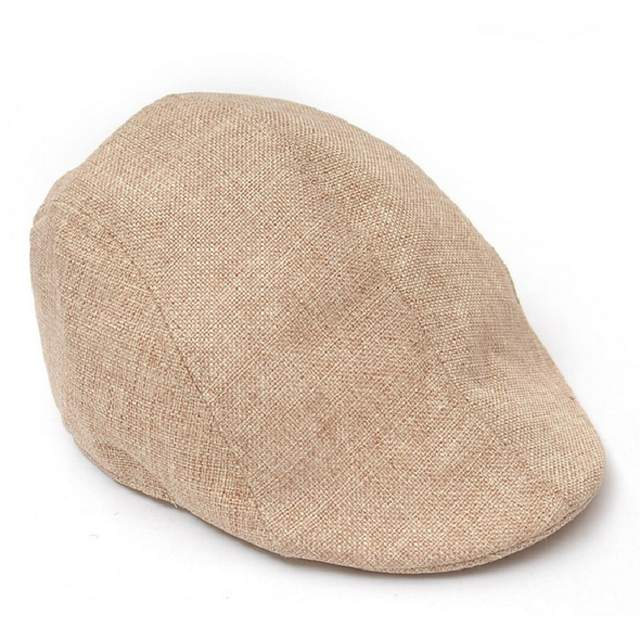 Hot New Beret Chrismas Gifts Winter Mens Beret Baker Boy Peaked NewsBoy  Country outwears Hat Beret 9597a3ba4526