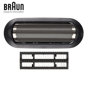 Image 4 - Braun Electric Shaver Blade 11B Foil & Cutter Replacement Set for Series 1 Shavers (110 120 140 150 5684 5682 New 130)