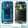 For Samsung Galaxy S4 SIV i9505 LCD Front Housing Frame Bezel Plate Middle Frame Silvery,10pcs/lot