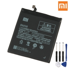 Xiao Mi Original BM38 Battery For Xiaomi 4S M4s Genuine Replacement Phone 3260mAh With Free Tools