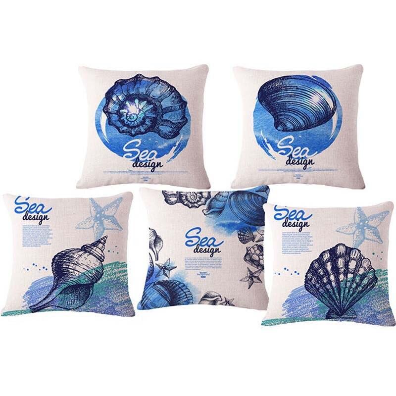 ٩(^‿^)۶Mar diseño especial 17 Home decorativo sofá asiento trasero ...