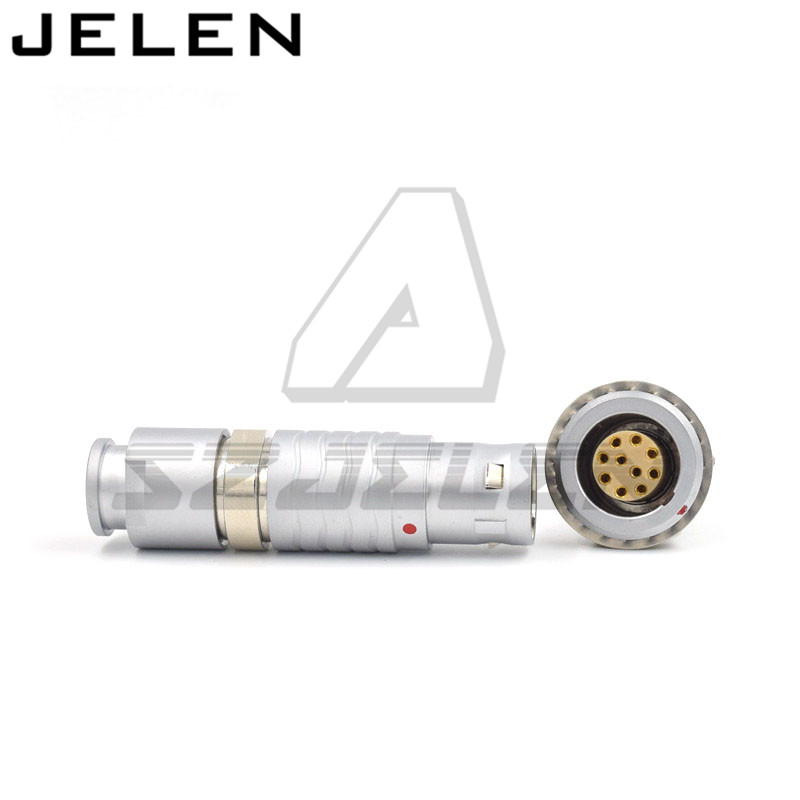 SZJELEN 10pin connector FGG.2B.310.CLAD**Z , EGG.2B.310.CLL connector plug sockets, circular metal connector стоимость