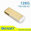EAGET F50 USB 3.0 128GB 128G pen drive usb 3.0 flash drive pendrive 3.0 128gb pendrive 128 gb 3.0 Waterproof Gift memory stick