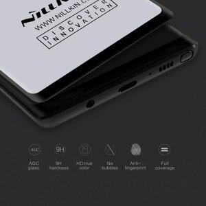 Image 2 - Per Samsung Galaxy Note 10 9 Nillkin CP + Max Copertura Completa 3D Temperato Protezione Dello Schermo di Vetro per Samsung S20 ultra S10 Più di Vetro