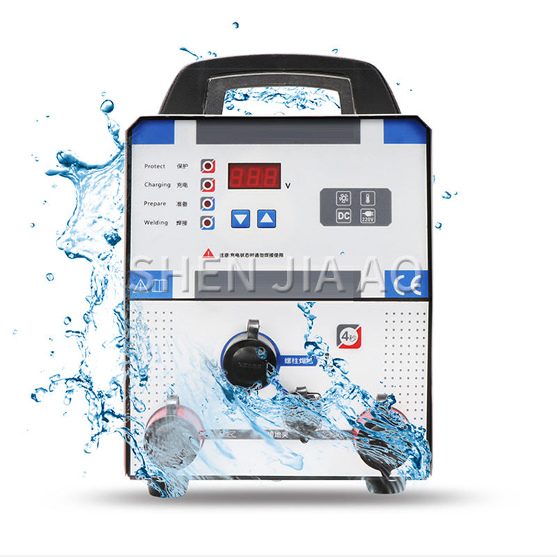 RSR-2500L Capacitor Energy Storage Welder Stud Welding Machine Bolt Signage Insulation Welding Machine Storage Stud Welder 220V