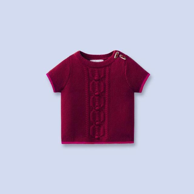 Jacadi 2016 девочка девушки свитер кардиган дети девушка осень свитер потяните филь залить enfant meisjes жилет trui 7