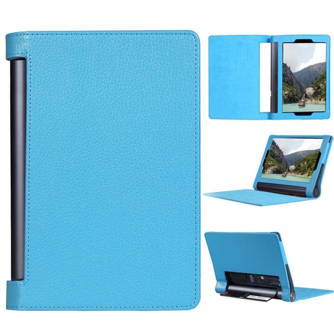 Для Lenovo Йога Tab 3 Pro 10X90 X90F/M/L 10.1 дюймов Планшеты кожаный чехол стенд обложка + Stylus