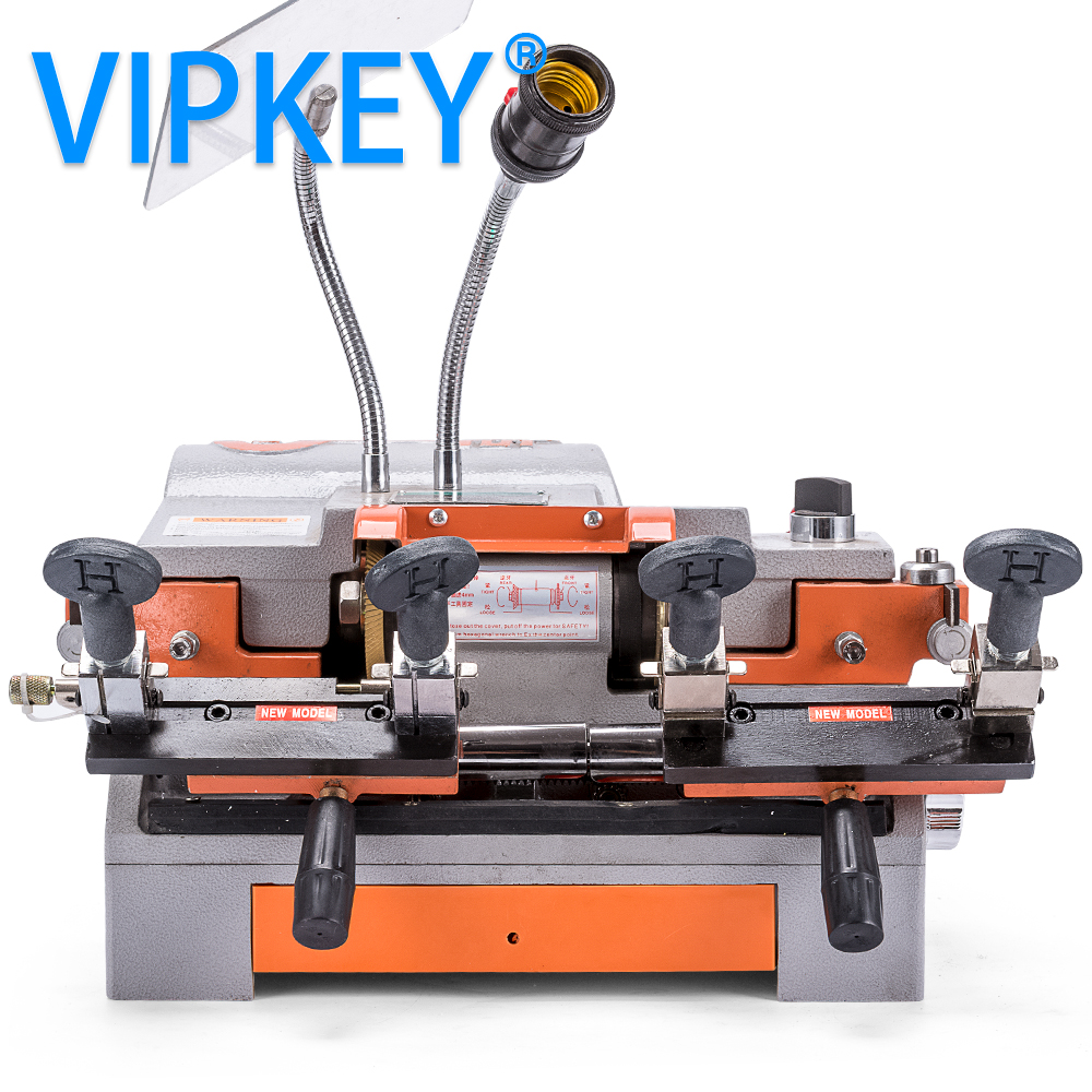 100E1 key cutting machine 120w 220v 50hz with chuck key duplicating machine for making keys locksmith
