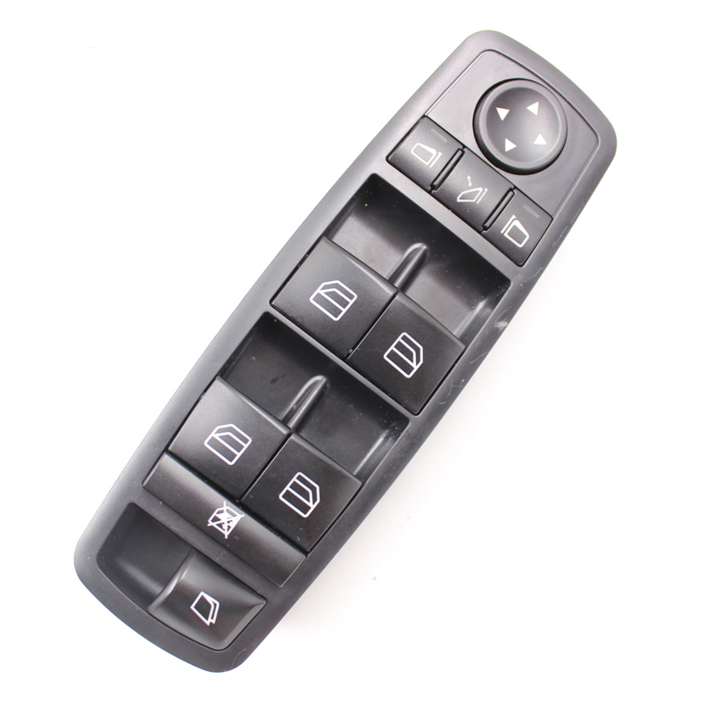 YAOPEI 2pcs Left Front Window Switch For Mercedes GL350 GL450 GL550 R350 251 830 03 90 2518300590 plastic mould in hight quality and low price useing plastic injection mould made in china