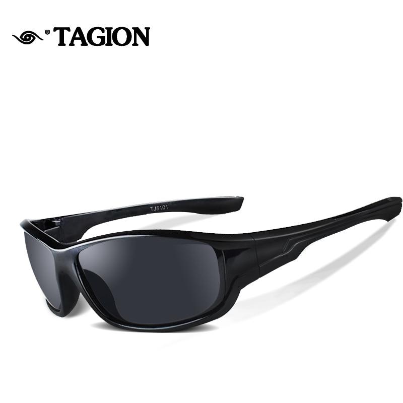 2018 Sport Goggle gafas de sol polarizadas Hombres Diseñador de la - Accesorios para la ropa