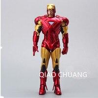 NOVO Filme Homem De Ferro 3 Figura de Ação de Super-heróis Homem De Ferro Tonny Mark 42 PVC Modelo Figura Toy 18 CM Chritmas Presente Frete Grátis G20