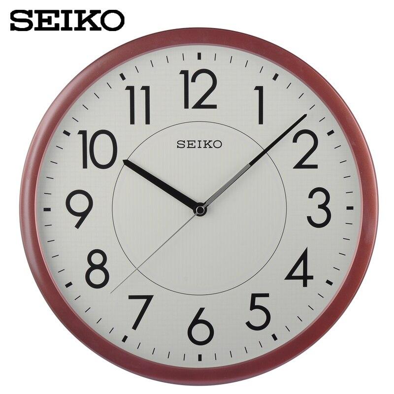 Seiko Quartz Wandklok.Japan Seiko Seiko Zakhorloge Mode Persoonlijkheid