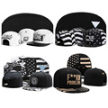 Money Fuckin Problems Snapback Caps American flag Star harajuku strip hip hop Baseball Cap Bones Masculino Trucker hats for men