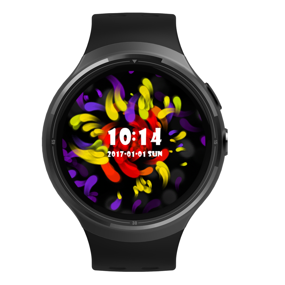 Z10 Android 5.1 Smart Watch 1GB 16GB MTK6580 Quad Core 1.39 400*400 Smartwatch With WIFI GPS 3G SIM For Android Smartphone