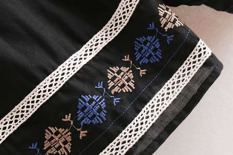 USD discount embroidery Blouses 12