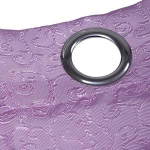 Image 5 - 100x250cm 1pc   Curtain  Punching Half Shading Rotten  Curtain