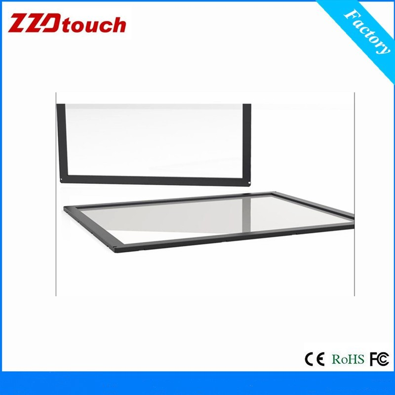 17 inch infrared touch overlay ir touch screen kit for touch panel 1 2 4 6