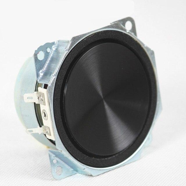 2pcs 3 Inch 8 Ohm 30W Speaker Bass Louderspeaker Empty Cabinet Surround Speakers Accessories Good