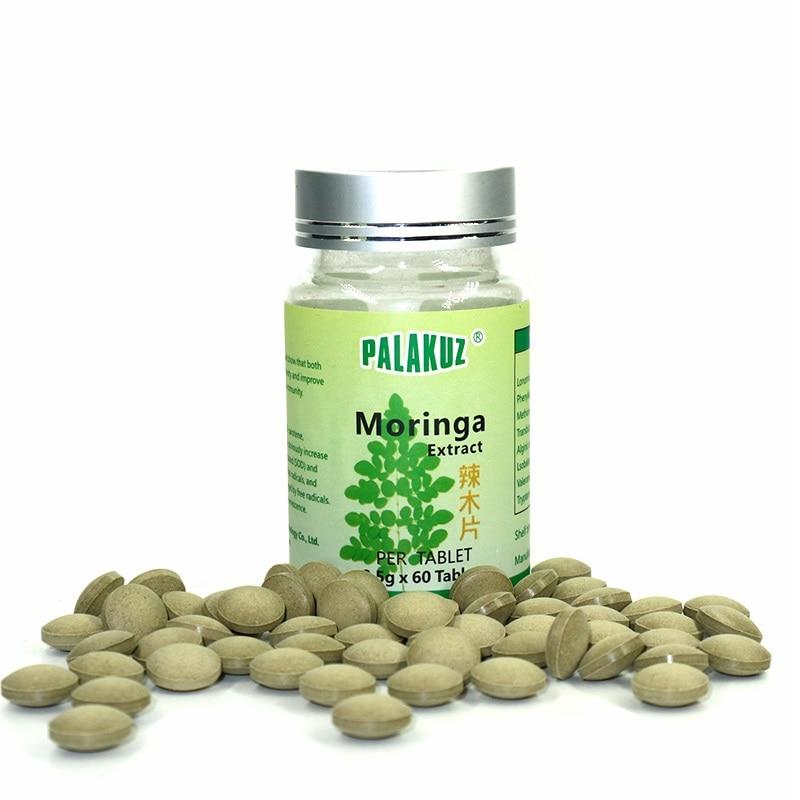 Natural Moringa leaf Extract,horseradishtreeleaves Moringa Extract tabletfor lower blood lipids,reduce blood sugar