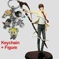 26 см Японского Аниме Цифры Death Note Ягами Лайт Фигурку Коллекционная Модель Игрушки Brinquedos в Штучной Упаковке