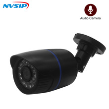 H.265 1080P 3MP 5MP CCTV Camera Bullet IP Camera Outdoor Audio Record Sound IP Camera Surveillance xmeye