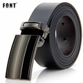 Men's Belt genuine leather business real leather metal buckle Cowhide fashion belts
