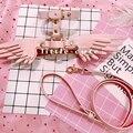 Ursos de pelúcia Rede Anjo Vermelho corda de tração da pele rosa cinta Marges item de Gato anel de asas de uso externo coleira do animal de estimação gato trela arnês