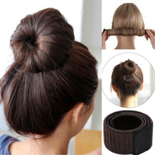 Hair Bun Maker Donut