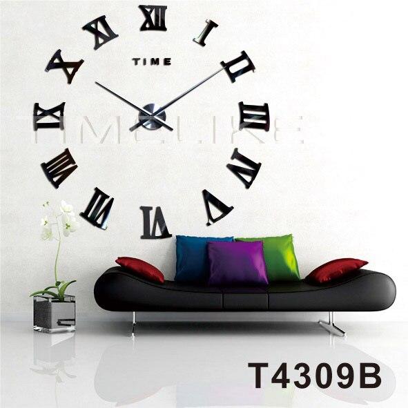 Grande horloge mains achetez des lots petit prix grande for Horloge murale grande taille