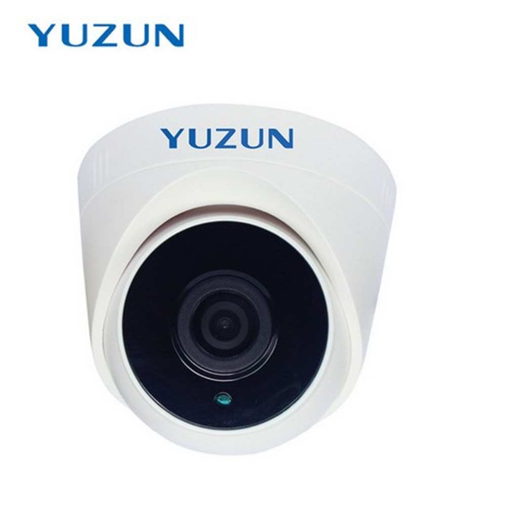 1080P HD Wireless Security Camera Wi-Fi IP Dome Camera Wifi P2P Mini Network Video Surveillance Camera IR Night Vision Indoor 4 in 1 ir high speed dome camera ahd tvi cvi cvbs 1080p output ir night vision 150m ptz dome camera with wiper
