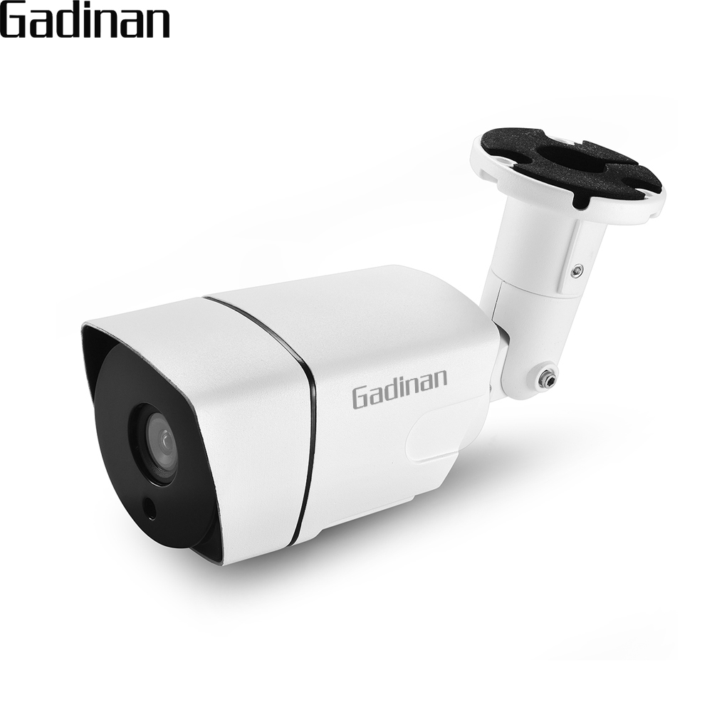 GADINAN H.265/H.264 3MP 15fps(2MP 25fps) Sony IMX291 0.0001LUX Star-light illumination Full HD CCTV Outdoor Waterproof IP Camera