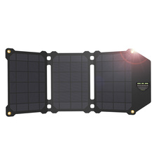 ALLPOWERS New Arrival Waterproof Solar Panels Charger Dual USB 5V for iPhone 7 8 X Xr Xs max Huawei Xiaomi Samsung LG Sony.