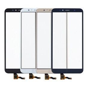 """Image 3 - 5.7 """"Pannello Frontale Per Huawei Honor 7C AUM L41 AUM L29 Honor 7A Pro Touch Screen Sensore di Display LCD Digitalizzatore di Vetro copertura di Riparazione"""