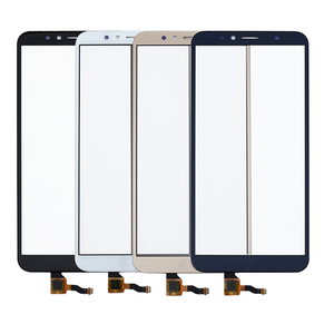 "Image 3 - 5.7 ""no Painel Frontal Para Huawei Honor 7C AUM L41 AUM L29 Honra 7A Pro Sensor De Toque De Tela Lcd Digitador de Vidro reparo tampa"
