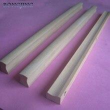 2 х Квадратные деревянные ручки для кухонного шкафа с выдвижными ящиками, шкаф для одежды с прямыми ручками, шкаф для шкафа, мебель из цельного дерева