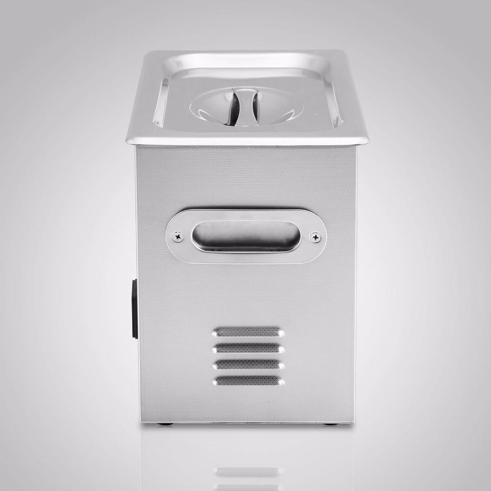 Professionele Digitale 3L Ultrasone Sieraden Cleaner met CE - 5
