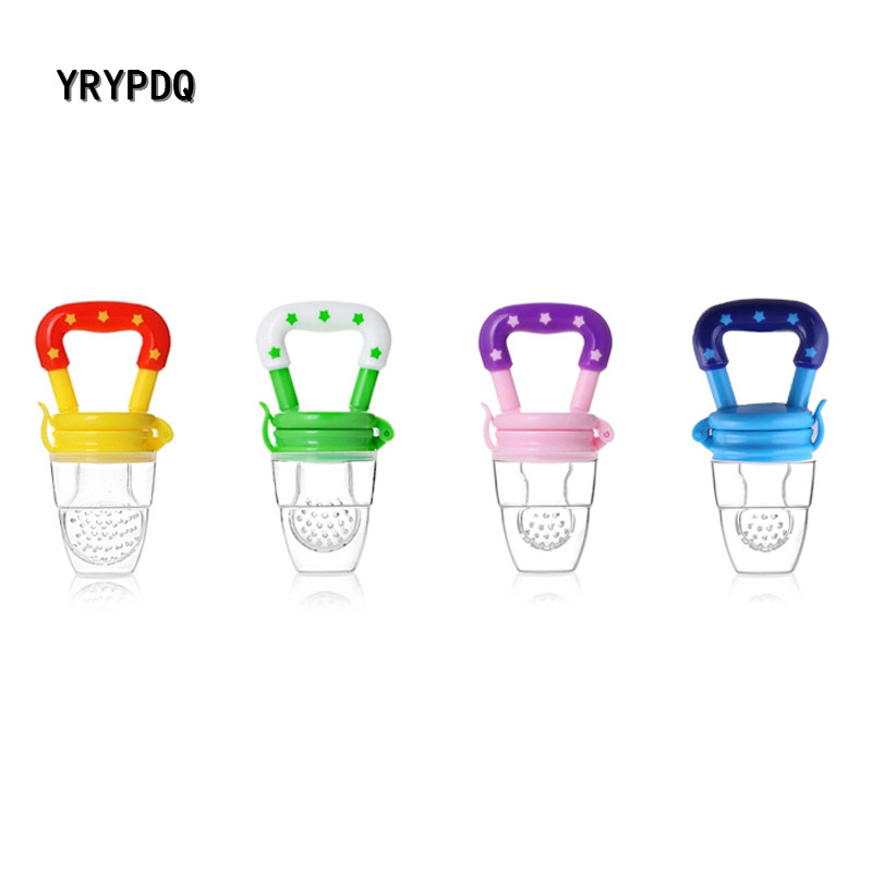 baby Nipple kids Pacifier Fresh Food Milk Nibbler Feeder Feeding Safe Baby Supplies Nipple Teat Pacifier Bottles