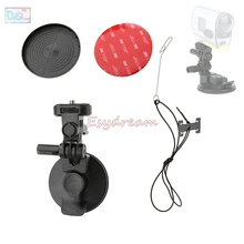 Car Suction Cup Mount for Sony Action Cam FDR X3000 HDR AS30V HDR AS200V HDR AS15 AS20 AS30V AS200V AS300R as VCT SCM1