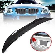Высококачественный настоящий корпус из углеродного волокна спойлер крыло дизайн psm Highkick для 07-12 для BMW E92 335i 328i 3 серии 2 двери купе